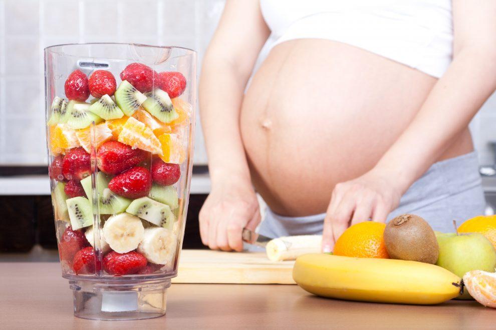 Хранене по време на бременност