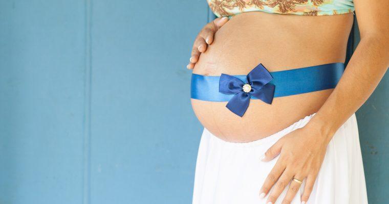 Контролирано качване на килограми по време на бременност