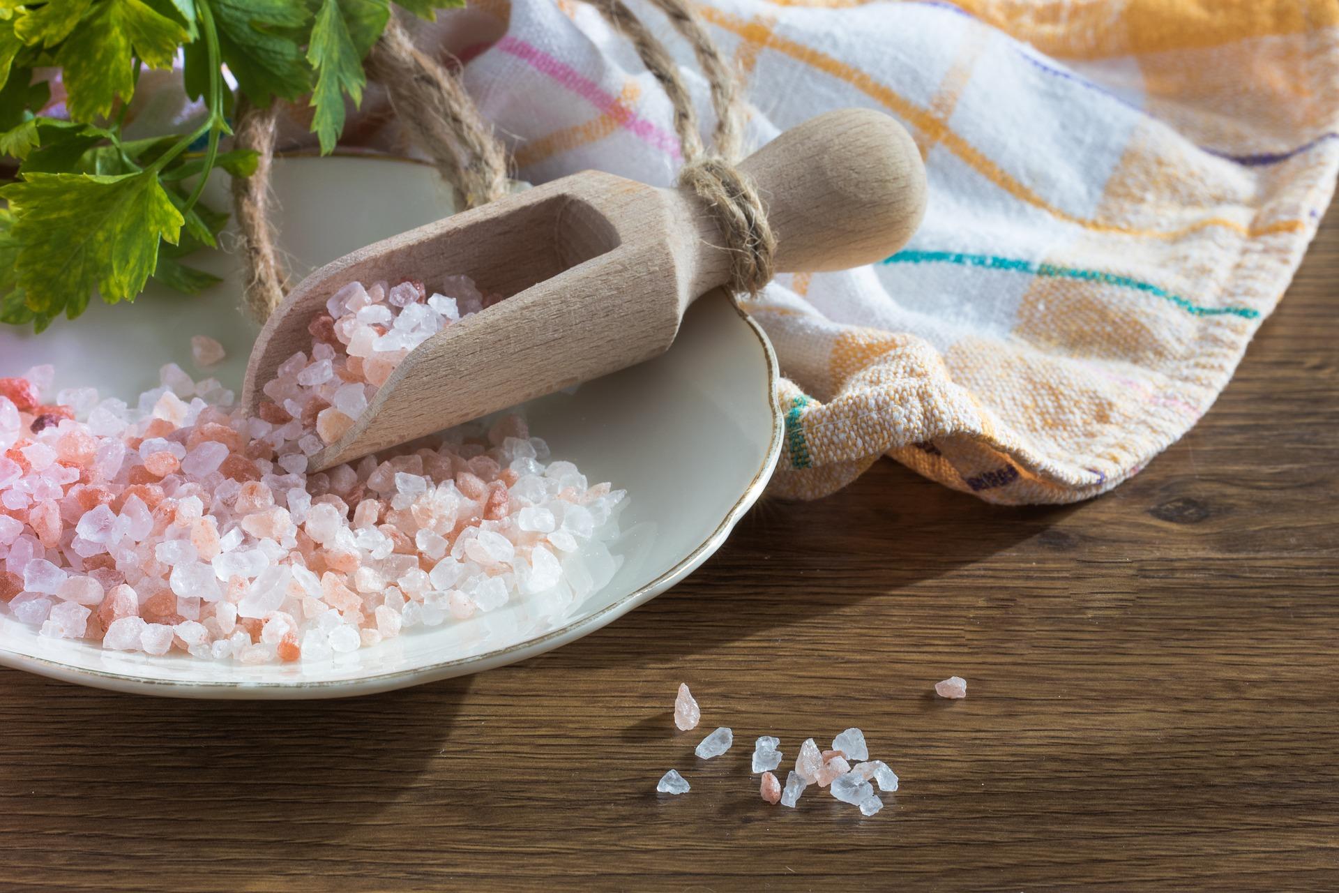 Феноменът хималайска сол